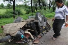 Five women killed in road mishap in Telangana