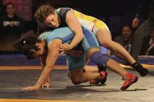Mumbai Garudas ease past UP Warriors at Pro Wrestling League