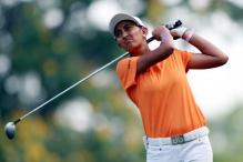 Women's Indian Open: Aditi Ashok Takes Lead on Day 2