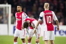 Ajax fail to reach last-32 of Europa League