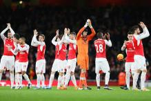Theo Walcott, Olivier Giroud fire Arsenal to victory over Manchester City in EPL
