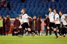 AS Roma crash out of Coppa Italia Cup to 2nd-division Spezia on penalties