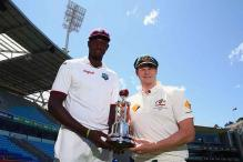 West Indies fight for respect against Australia in Hobart Test