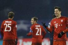 Champions League: Superb Lewandowski gives Bayern Munich 2-0 win at Dinamo
