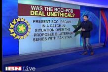 Is the BCCI-PCB deal unethical?
