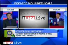 Shashank Manohar-led BCCI regime in catch-22 situation over the MoU with PCB