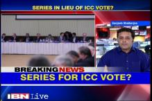 BCCI-PCB MoU for bilateral series unethical?