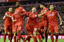 Christian Benteke scores as Liverpool beat Leicester 1-0 in Premier League
