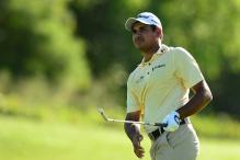 Indian golfer Gaganjeet Bhullar shoots 67 to be tied second at Philippine Open