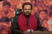 'Bharat Mata ki Jai' is about passion, not fashion, says Mukhtar Abbas Naqvi