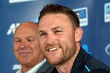 No place like home for Brendon McCullum's final bow