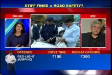 Will stiff fines ensure Delhi road safety?