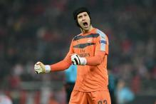 Optimistic Cech wants Arsenal response after severe setback