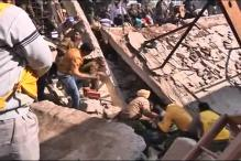 Building collapses in Chandigarh, 6 dead