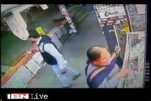 Caught on camera: Man slaps elderly couple in Chandigarh