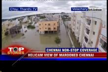 Chennai drowns, more rains ahead