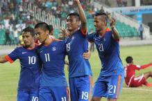 Lallianzuala Chhangte's double helps India thrash Nepal to enter SAFF Cup semis