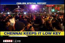 Chennai to keep New Year celebrations low-key
