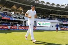 Proud Alastair Cook Admits to Wrench of Leaving Family