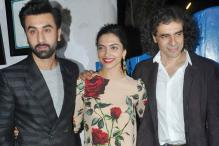 Bollywood stars attend the success bash of Imtiaz Ali's  'Tamasha'