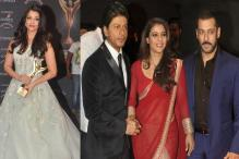 Aishwarya Rai, Salman Khan to Shah Rukh, Kajol: Bollywood attends Colors Stardust Awards
