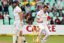 Dale Steyn happy to set the tone on Test return