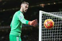 David De Gea dismisses talk of dressing room unrest at Manchester United