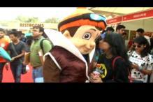 Comic Con fever grips Delhi