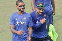 Shikhar Dhawan reported for suspect bowling action