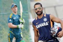 Shikhar Dhawan and AB de Villiers are similar kind of players: Ravi Shastri