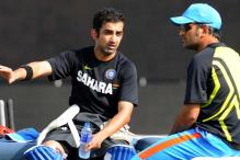 Did Gambhir really snub Dhoni or is it a made-up story?