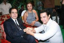 Aamir Khan follows Dilip Kumar's style of doing films: Saira Bano