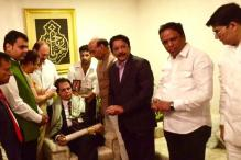 Two days after his 93rd birthday, Dilip Kumar honoured with Padma Vibhushan