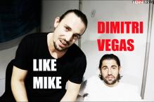 IBNLive Music Tour: A conversation with Dimitri Vegas and Like Mike at Sunburn Festival