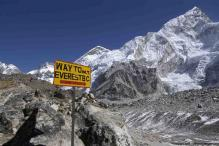 Mount Everest getting warmer, glaciers shrinking: Report