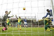Norwich fight back after Lukaku's hot streak continues