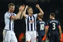 EPL: Fletcher heads West Brom to victory against Newcastle; Stoke City stun Everton
