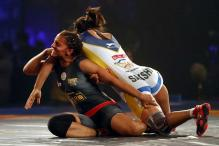 Punjab thrash Uttar Pradesh to register their 1st win in Pro Wrestling League