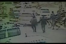 Caught on camera: Girl kidnapped from outside her college in Gurgaon