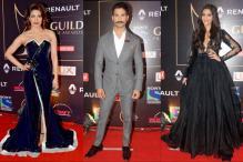 Photos: Sonam Kapoor, Priyanka Chopra, Shahid Kapoor and other stars grace Guild Awards' red carpet