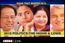 Yearender 2015: The highs and lows in politics