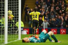 Odion Ighalo nets twice as Watford stun Liverpool 3-0 in Premier League