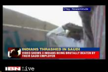 Indians mercilessly thrashed by Saudi employer