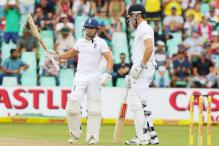 1st Test: Taylor, Compton lead England's fightback on opening day