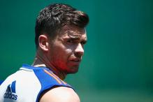 England's James Anderson out of first South Africa Test