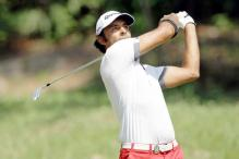 Jyoti Randhawa in top-10 at Thailand Golf Championship