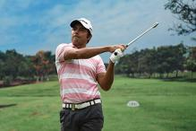 Jyoti Randhawa stutters but still enjoys sole lead at McLeod Russel Tour golf
