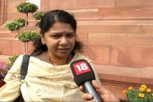 Chennai needs all the assistance possible: Kanimozhi