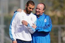Karim Benzema crucial for us, claims Real coach Rafael Benitez