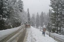 Kashmir receives snow, tourists flock to Gulmarg, rain expected